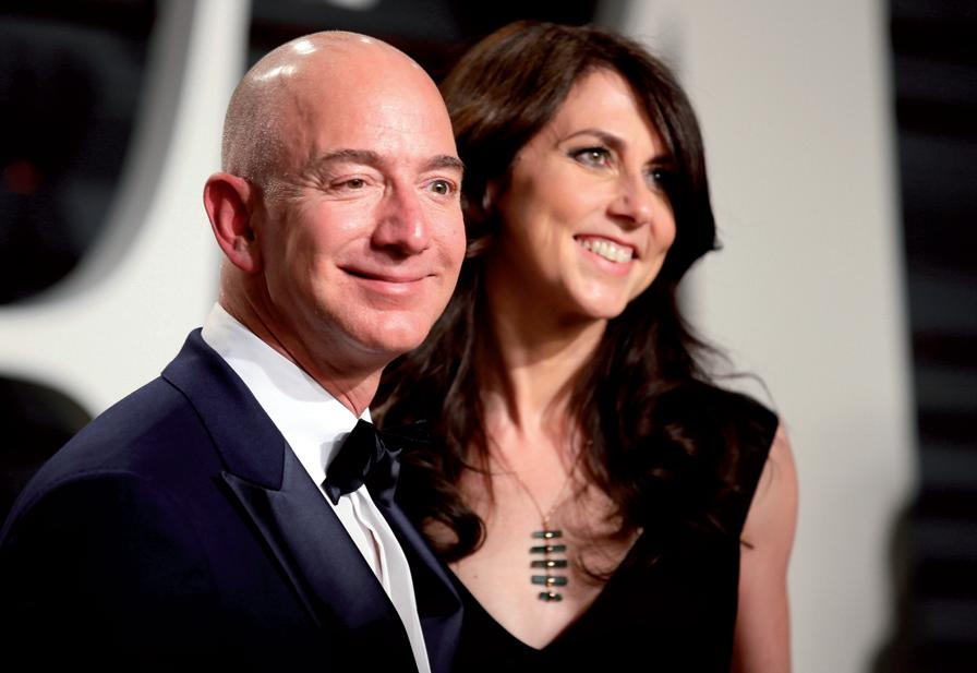 Divorce could knock Jeff Bezos out of world's richest spot - World