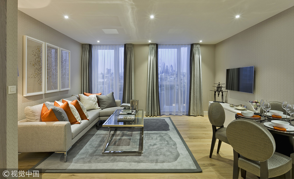 The Prices Of Luxury Apartments In Beijing S High End Residential Market Will See A Decrease Mainly Due To Intensifying Financial Pressure For Property
