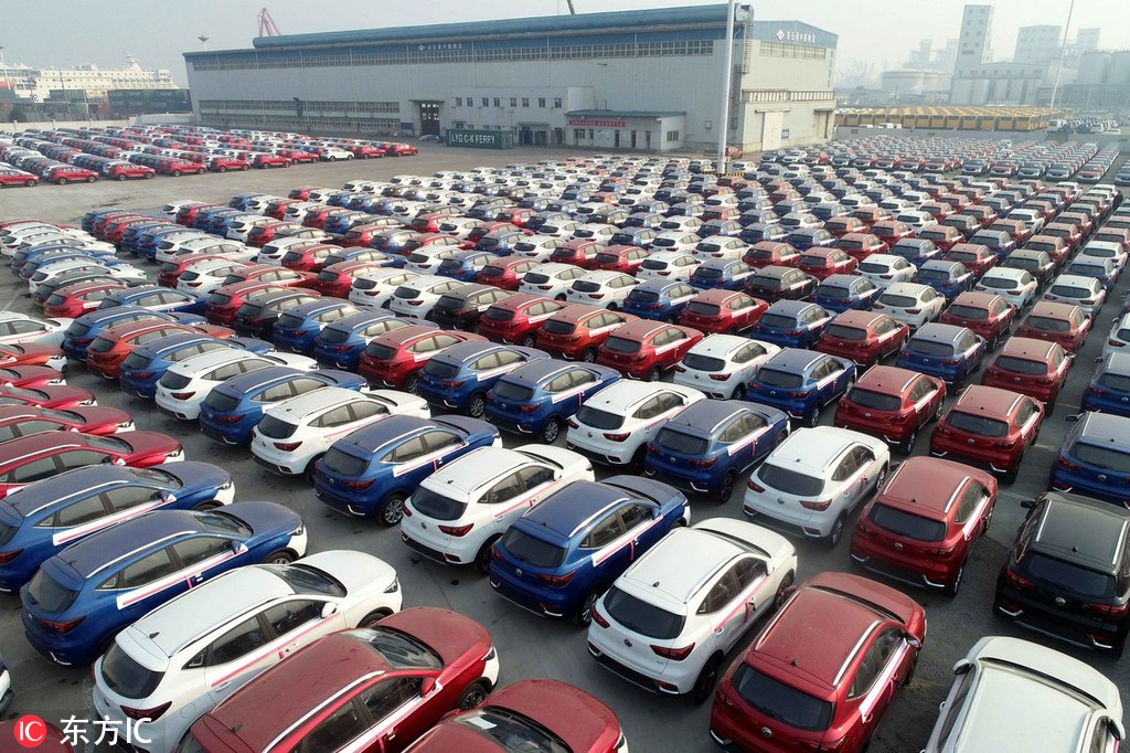 Steps will spur imports as trade growth slows down