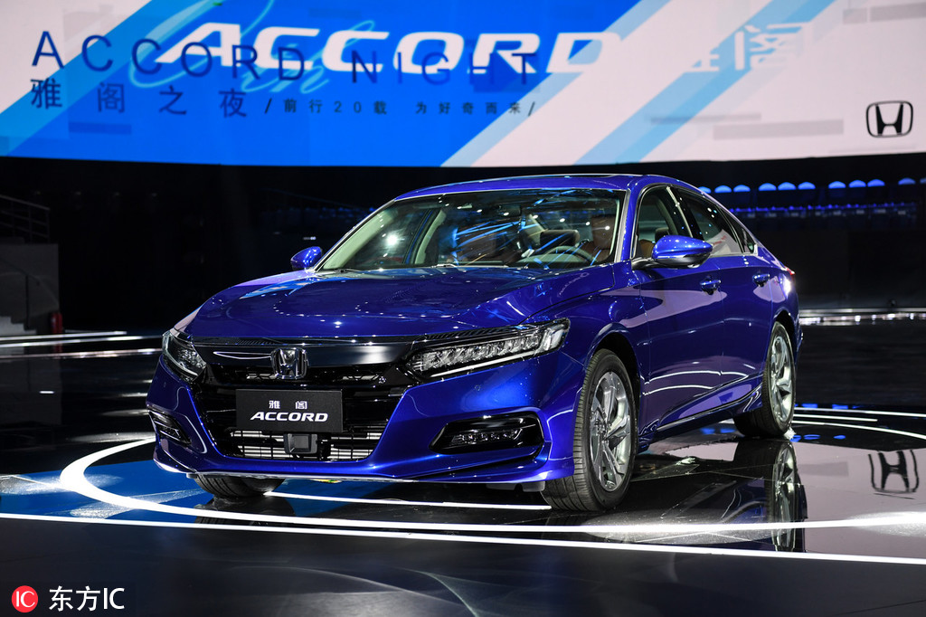 Top 10 safest vehicle models of 2018 - Chinadaily com cn