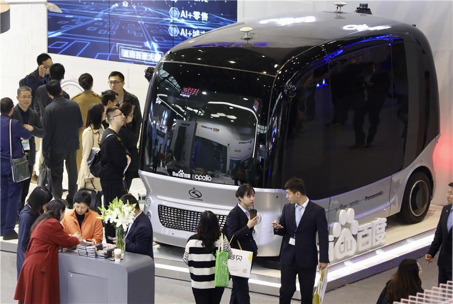 Autonomous vehicles gaining more ground
