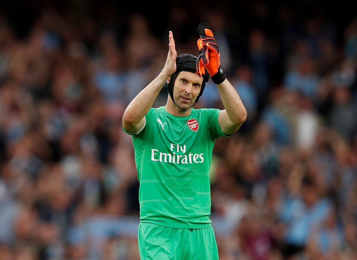 3a79adae6c9 Arsenal goalkeeper Cech to retire at end of season - Chinadaily.com.cn