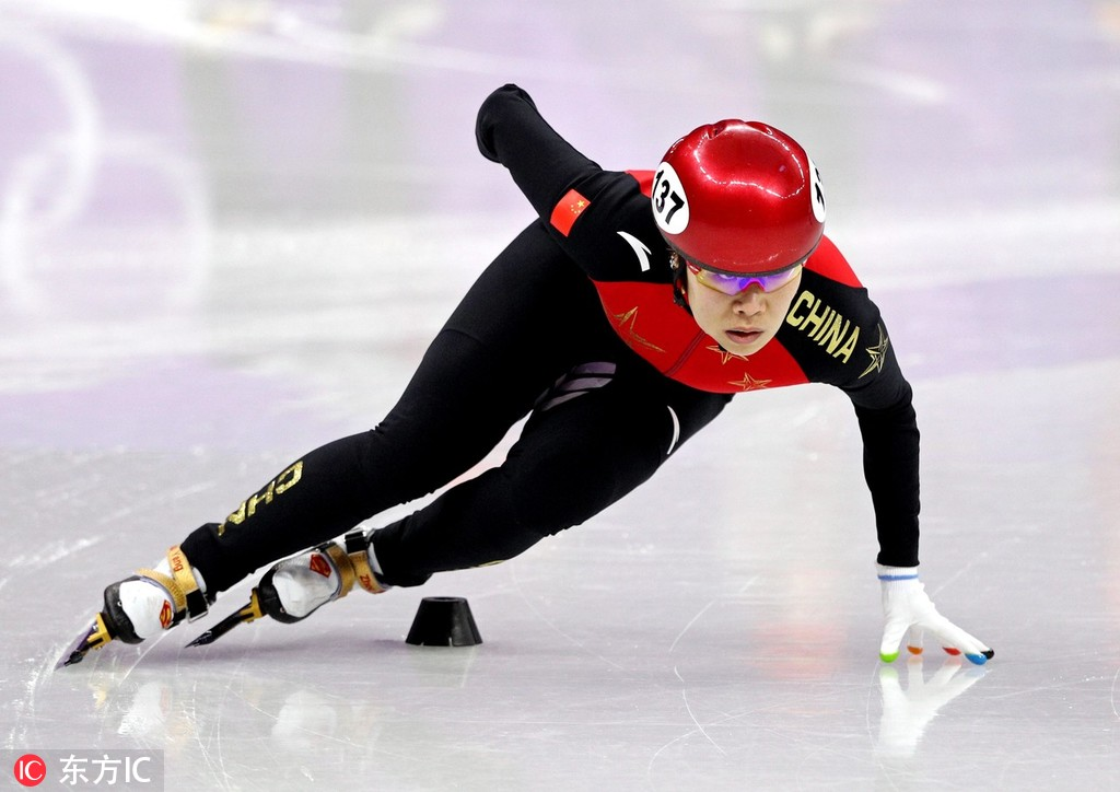 Speed Skating At The 2020 Olympic Winter Games Event Results.Olympic Champion Zhou Yang To Become Isu Athletes Commission