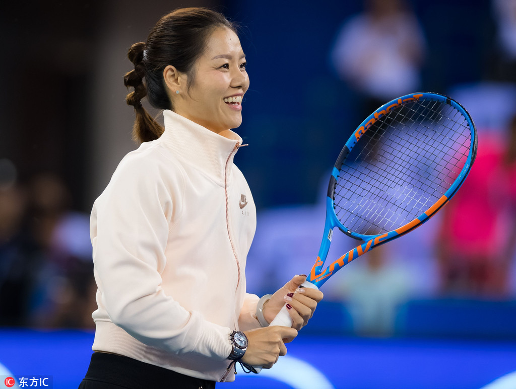 foto Li Na 2 Grand Slam singles titles