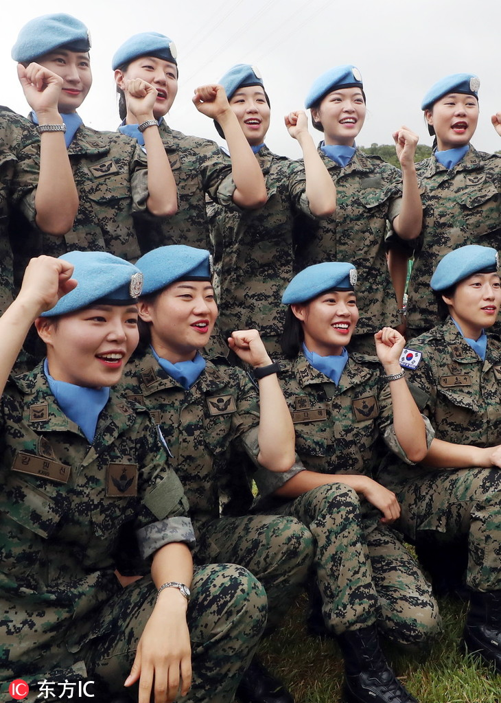 UN: Women account for 5 pct of uniformed peacekeeping personnel - World