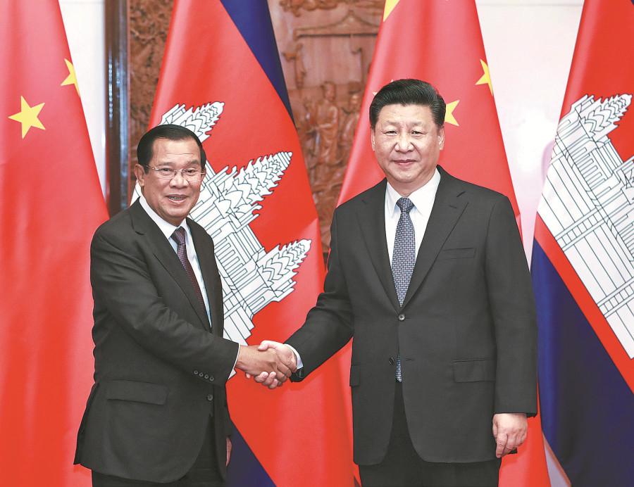 Greater Sino-Cambodian effort sought for Belt, Road