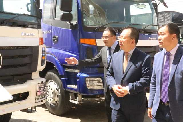 Foton International increases investments in East Africa - World