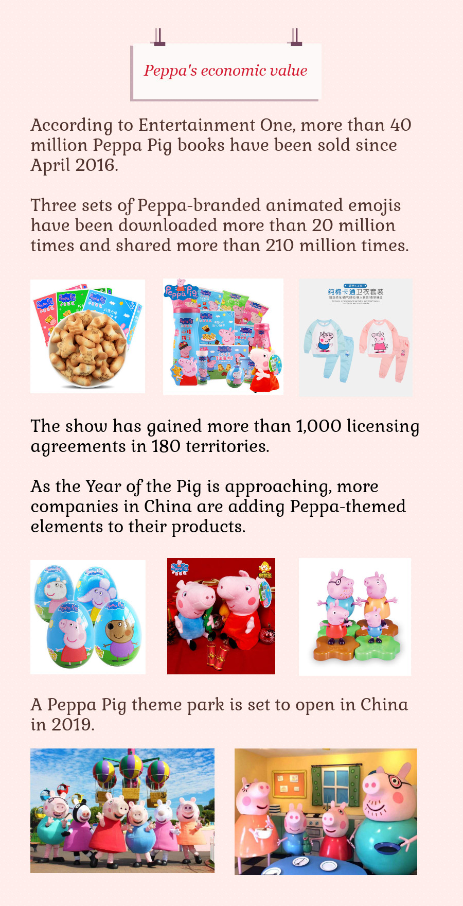 Peppa Pig's journey to become a Chinese cultural icon