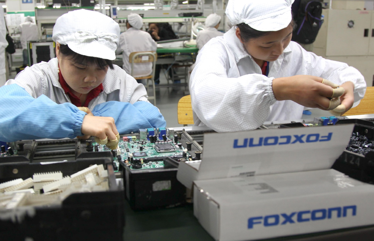 Foxconn to hire 50,000 more employees despite big layoffs