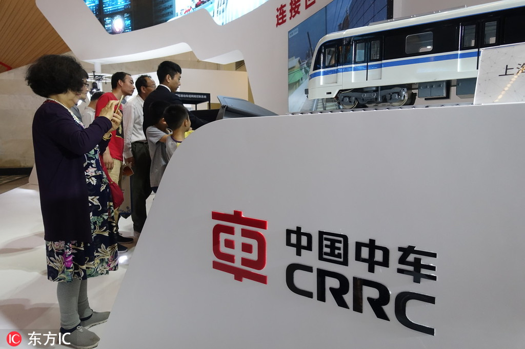 Industry leaders warn rail giants over merger - Chinadaily