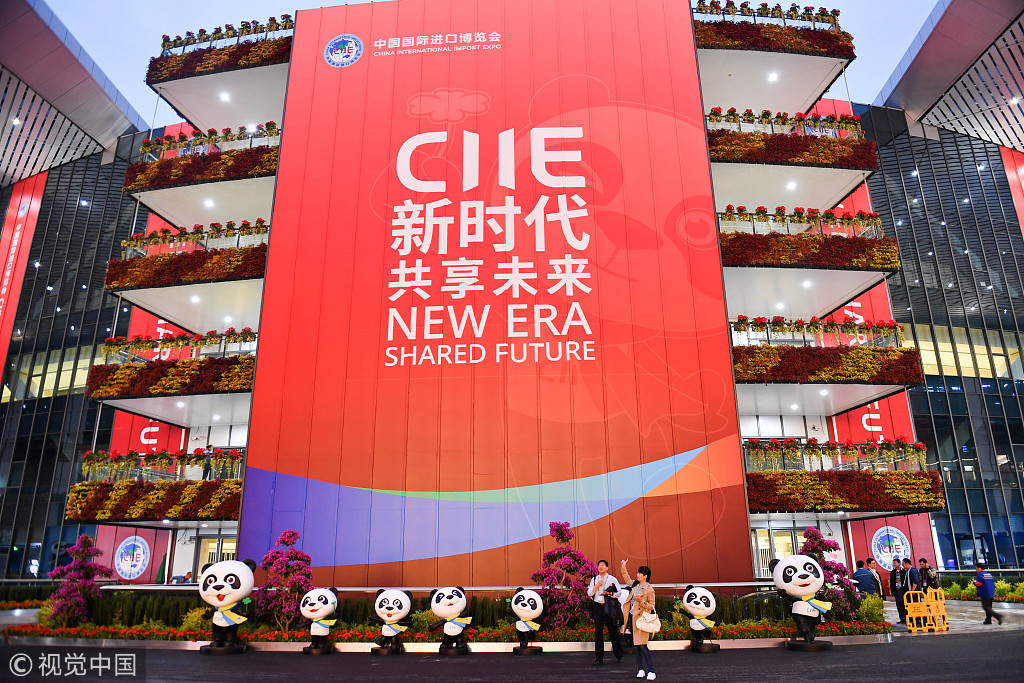 French sectors anticipate second China International Import
