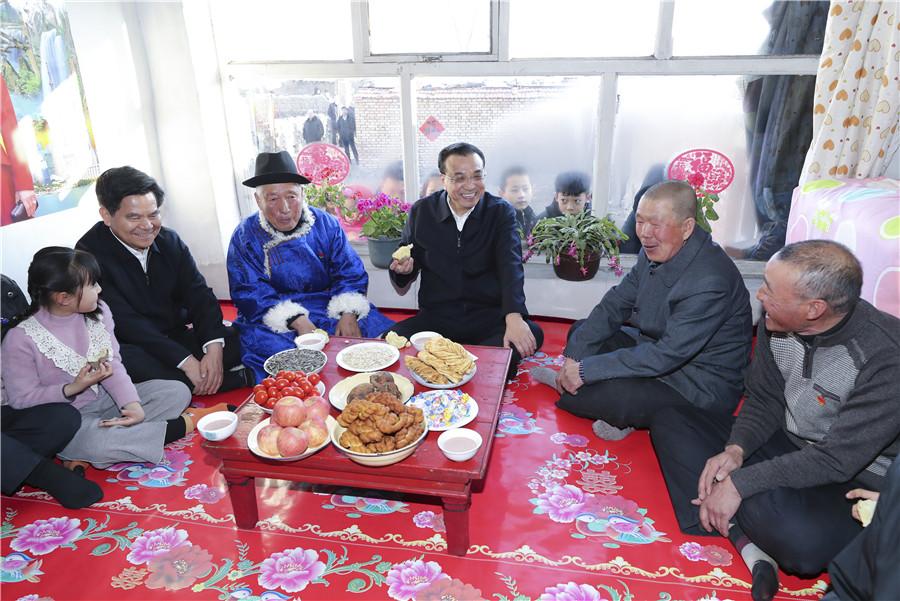 People's welfare focus of Li's trip