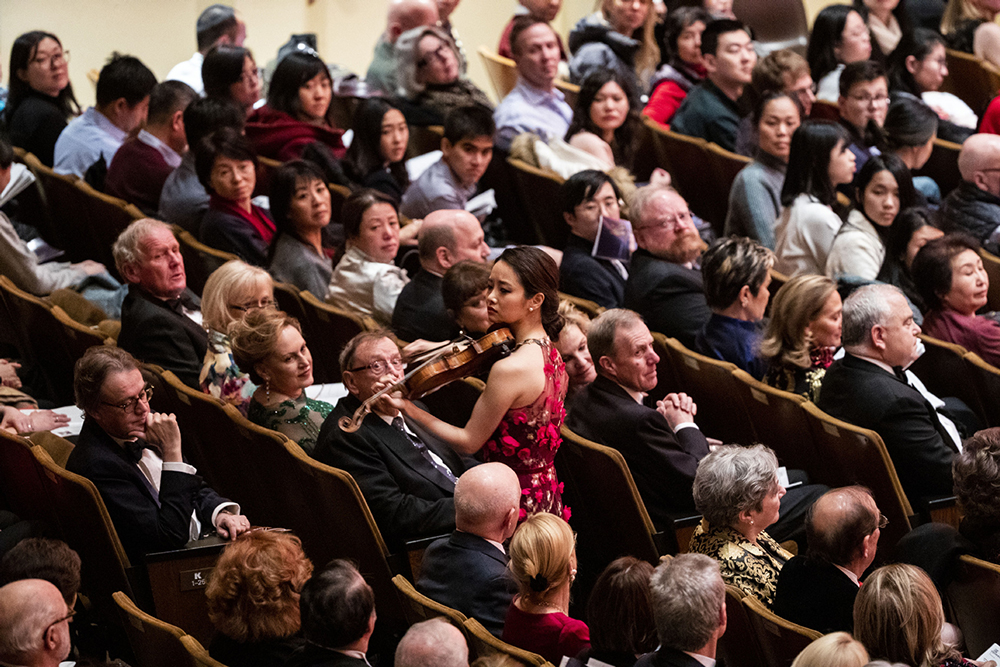 New York Philharmonic marks Lunar New Year with U S  premiere of Tan