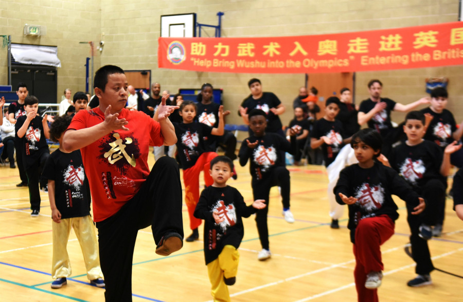 Wushu kicks on toward its Olympic goal - Chinadaily com cn