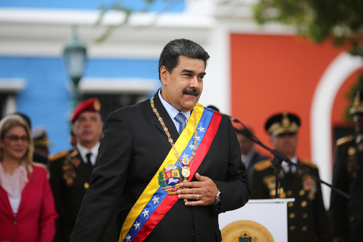 Maduro says Russia to deliver humanitarian aid to Venezuela: Report - World