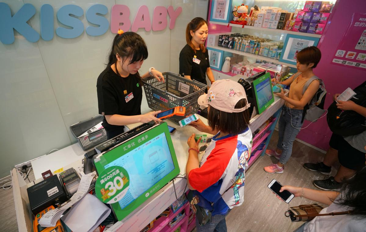 AlipayHK sees broad scope for mobile payments