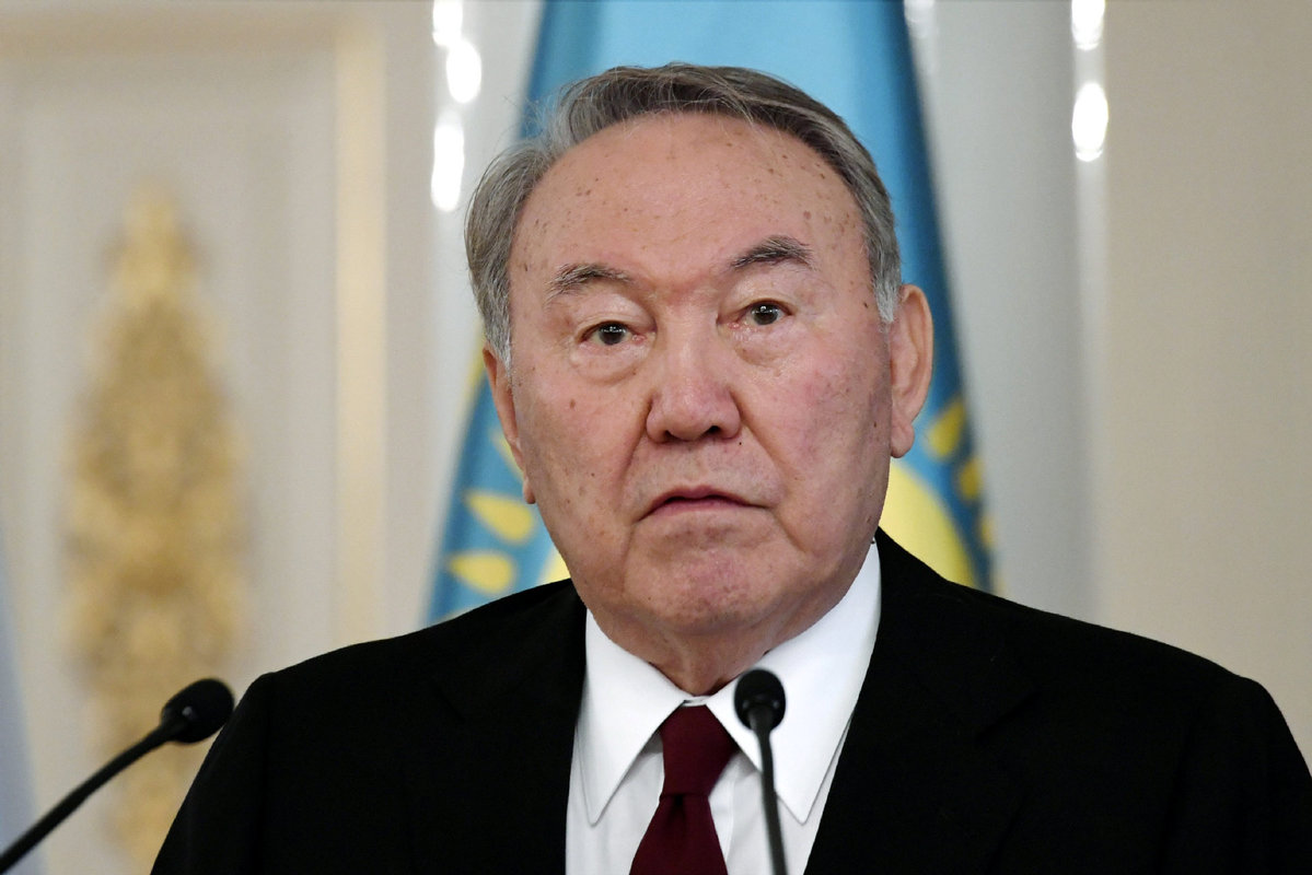 Kazakh president dismisses govt - World - Chinadaily.com.cn