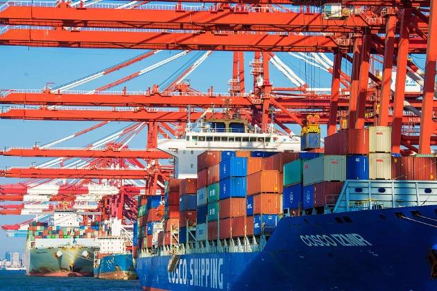 China's cargo throughput grows 9.1% in January - Chinadaily.com.cn