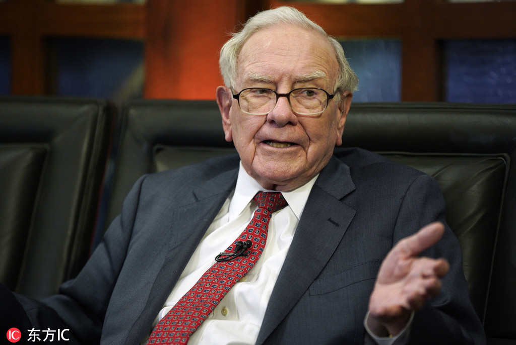 Buffett Remains Hopeful For Elephant Sized Acquisition Despite