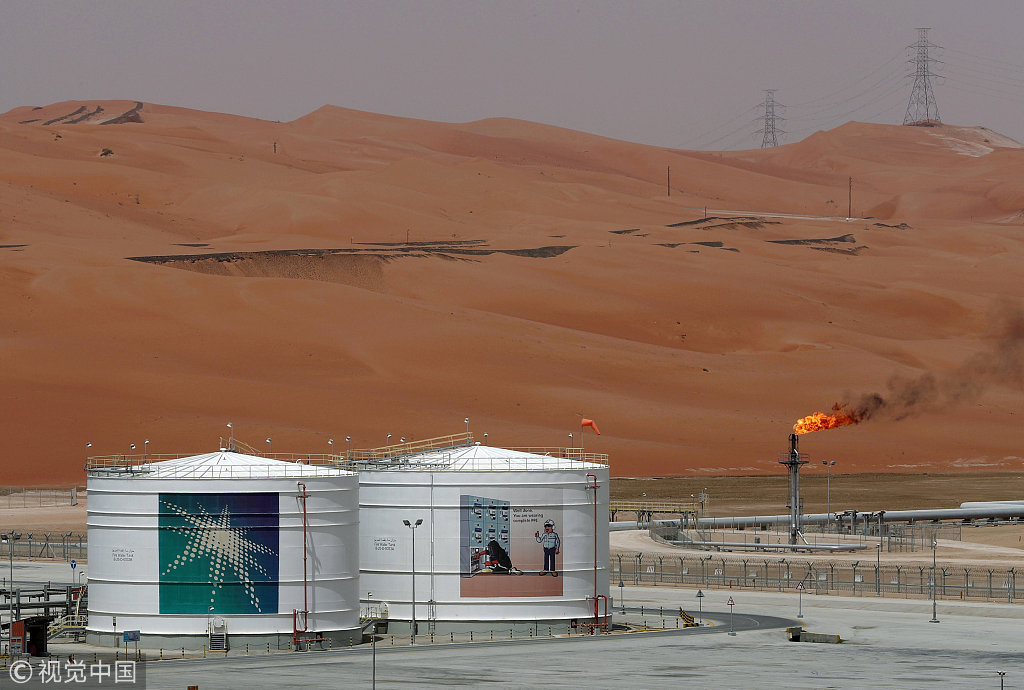 Saudi Aramco signs refining, petrochemical deal for Liaoning