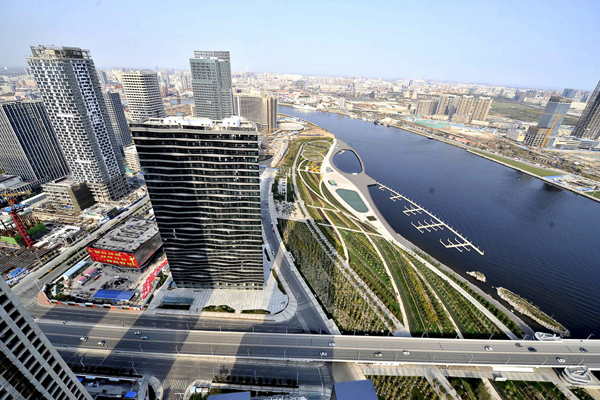More industrial parks planned for Tianjin Binhai New Area