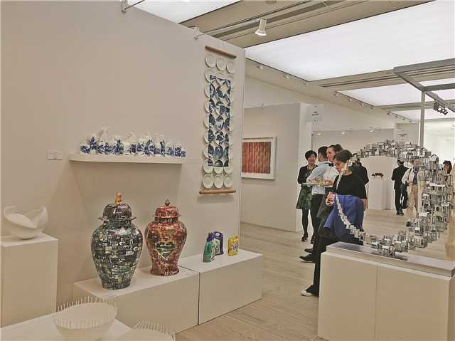 Collect 2019 Craft And Design Fair Opens In London