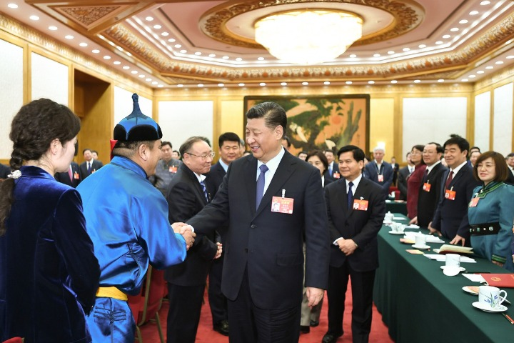 Xi highlights localrole in protecting environment - Chinadaily.com.cn
