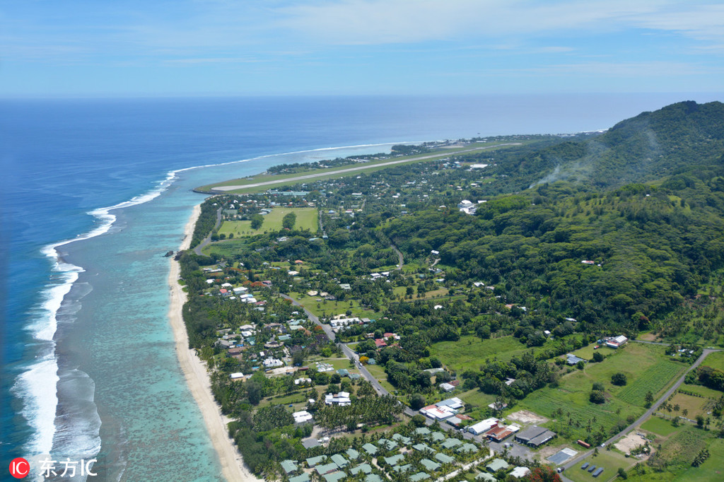 Pacific's Cook Islanders mull over a new name - World