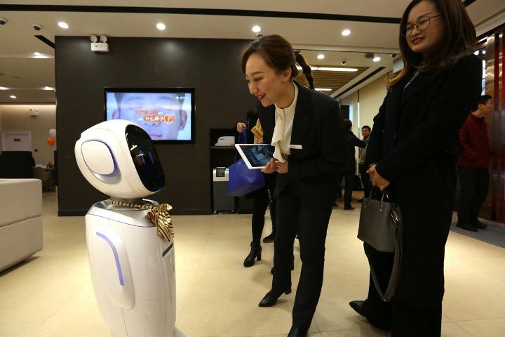 Artificial intelligence adoption gathering momentum in China