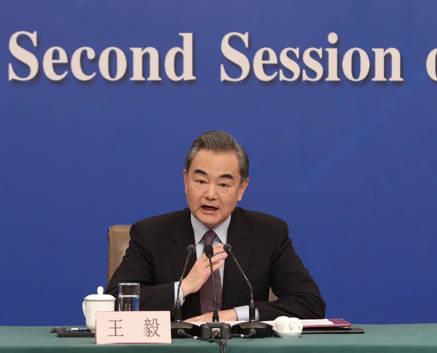 Highlights of Press Conference on China's Foreign Policy