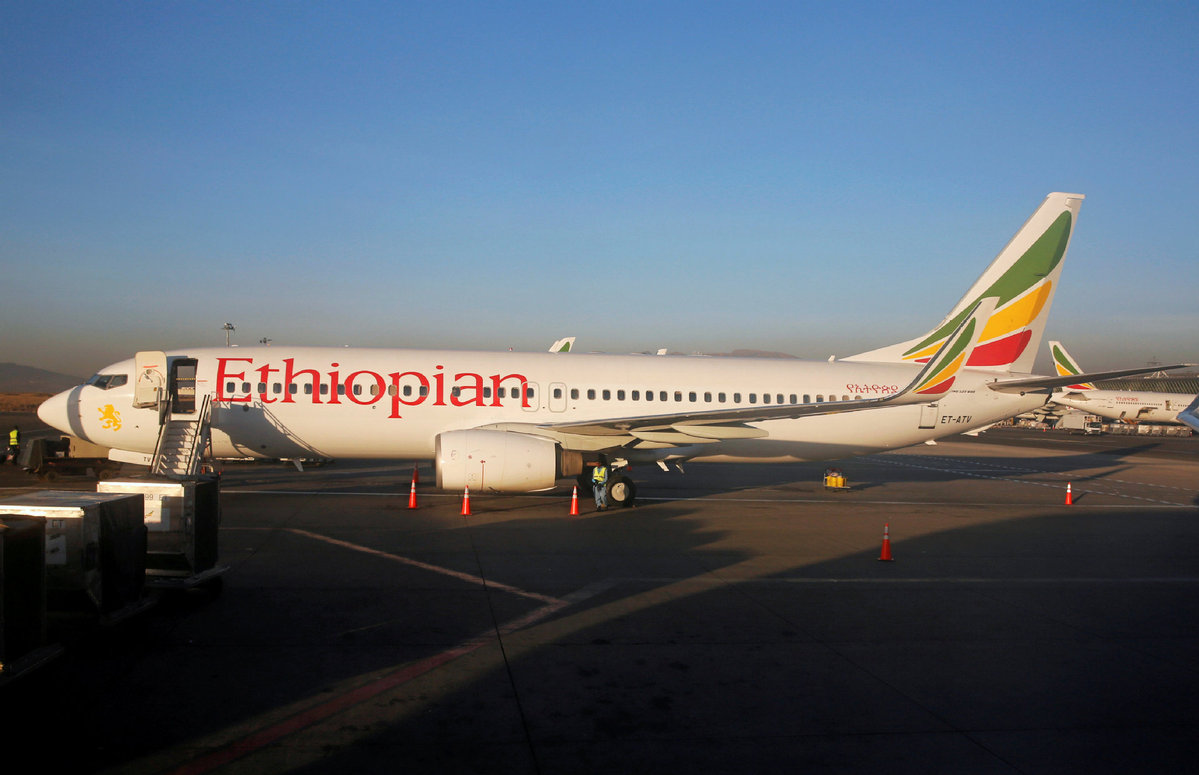 157 dead as Ethiopian flight to Nairobi crashes