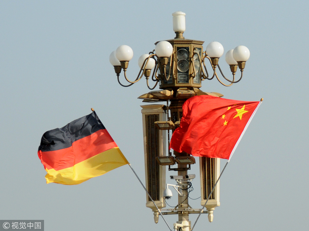 Sino-German exchanges have long fused best ideas - World