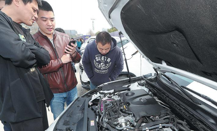 Consumer Car Complaints Decline 5 8 Percent In 18 Chinadaily Com Cn
