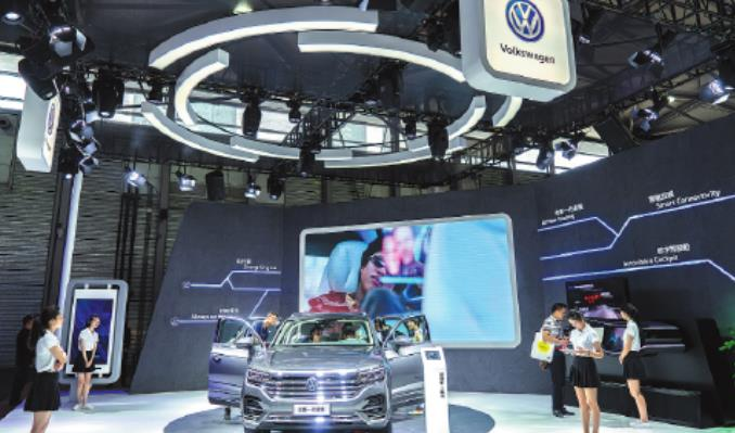 Volkswagen may push for controlling stake in Chinese joint ventures