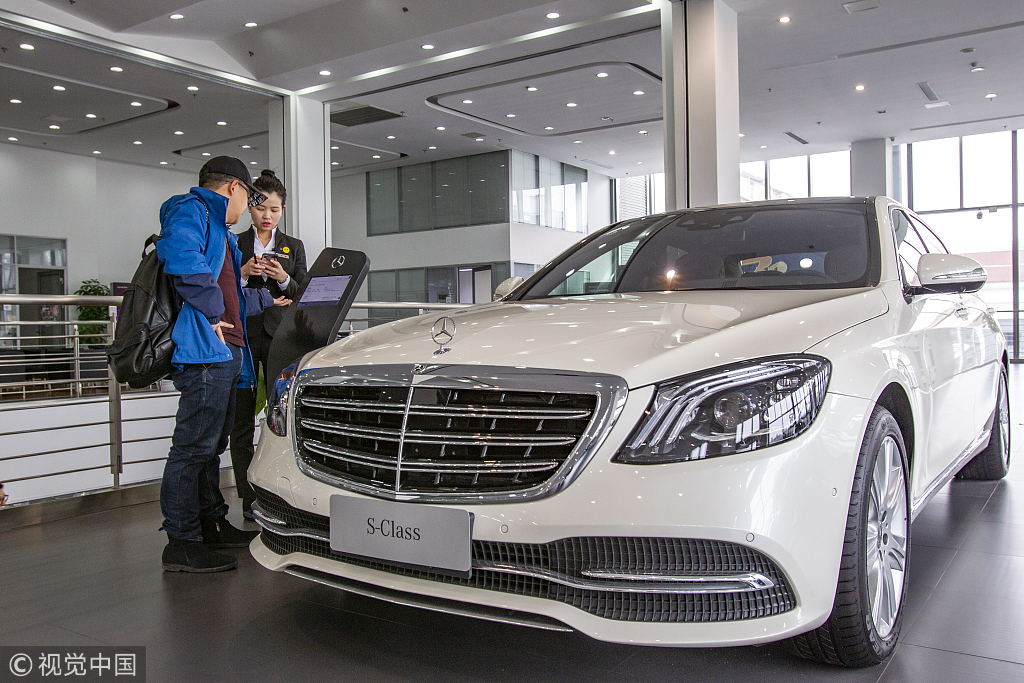 Top Global Car Brands Slash Prices Ahead Of Vat Cuts Chinadaily Com Cn