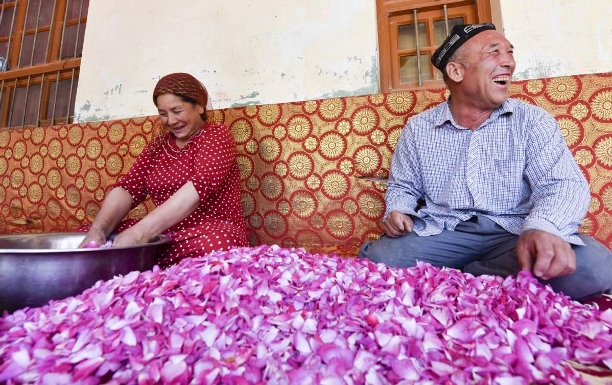 Law-based campaign transforms Xinjiang