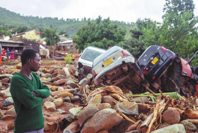 Deadly floods batter African countries - World