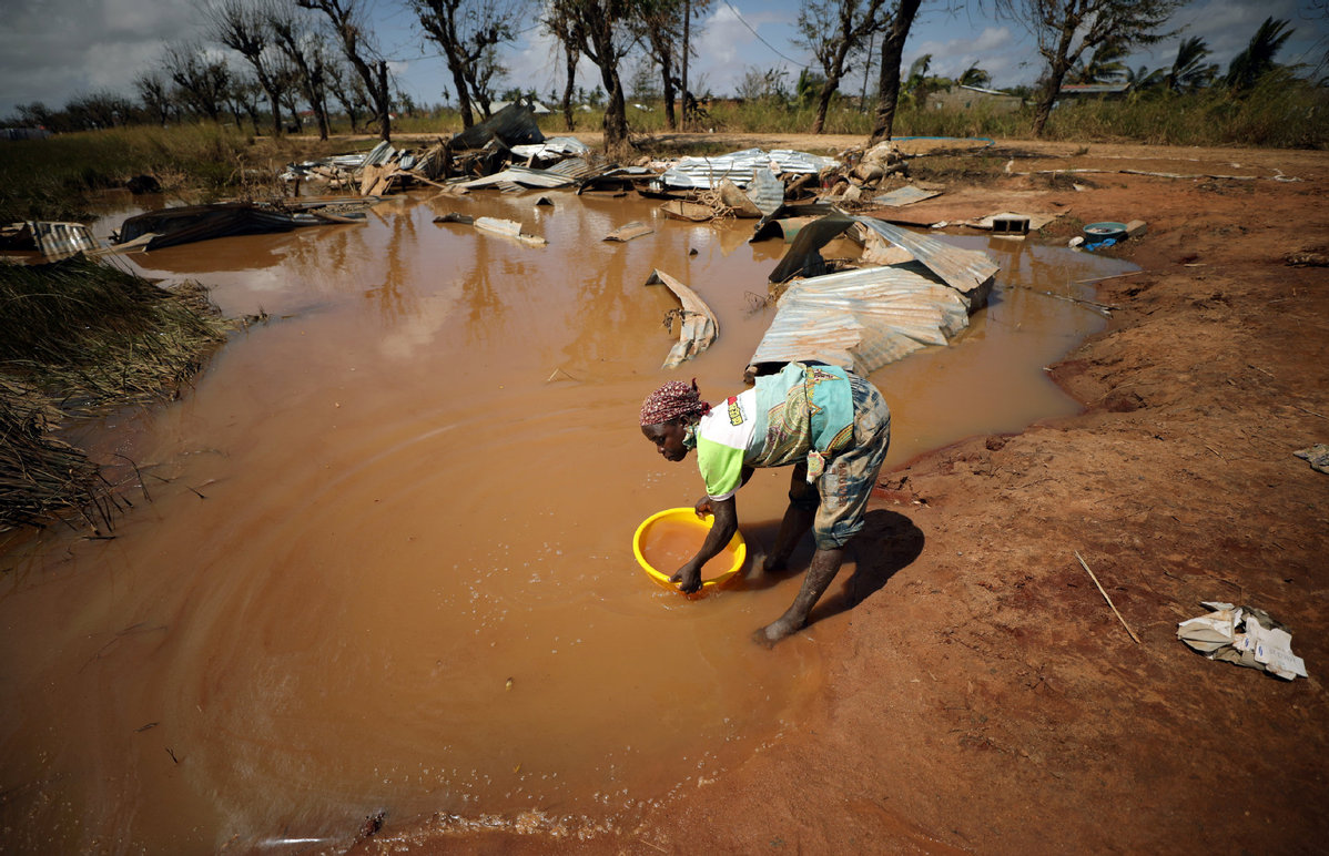 Cyclone Idai death toll in Mozambique rises to 446 - World