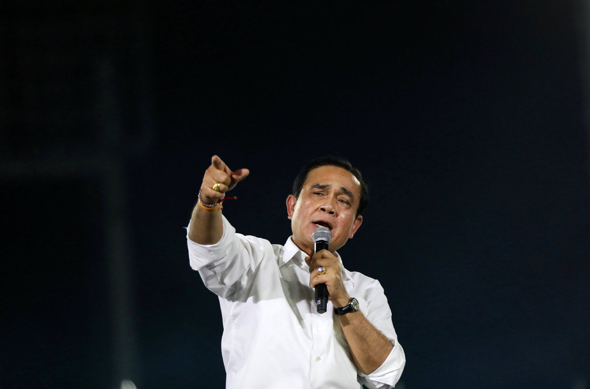 Thailand awaits election results as Prayut poised to retain power