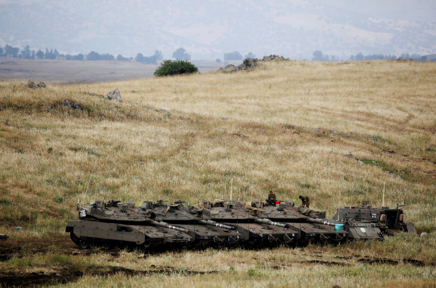 China opposes unilateral action to change Golan Heights status: Foreign Ministry - World - Chinadaily.com.cn