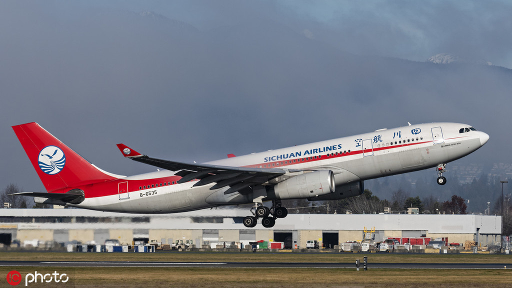 Sichuan Airlines to launch direct flight between Chengdu, Rome - World - Chinadaily.com.cn