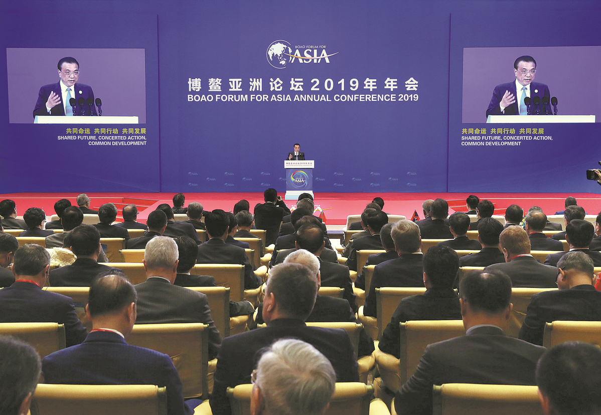 China boosts measures to open economy