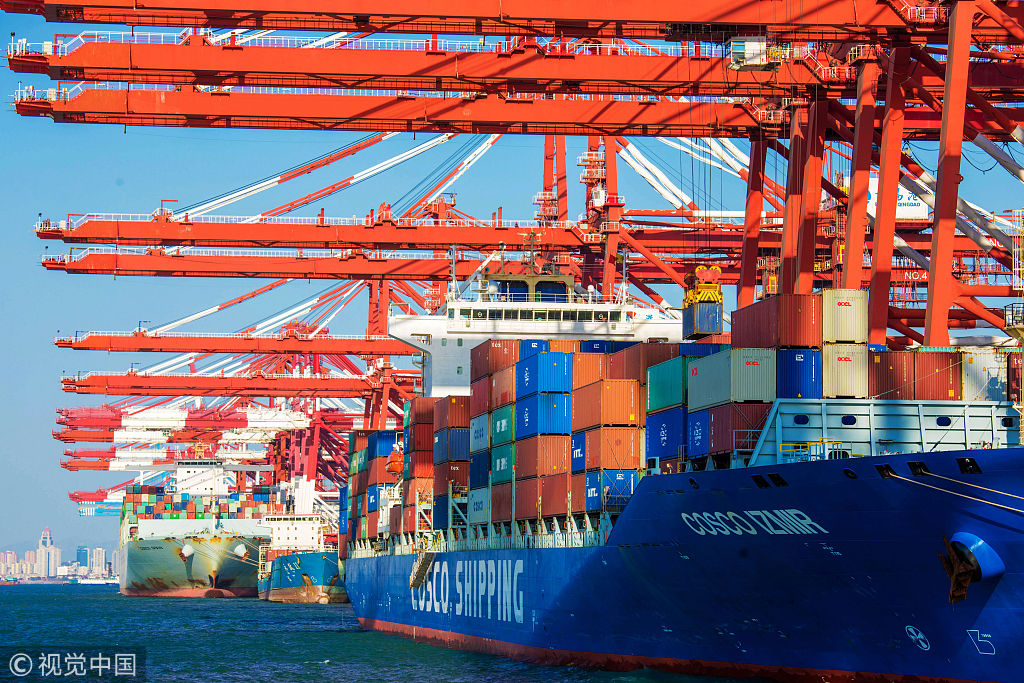 China aims to reduce cost of logistics - Chinadaily com cn
