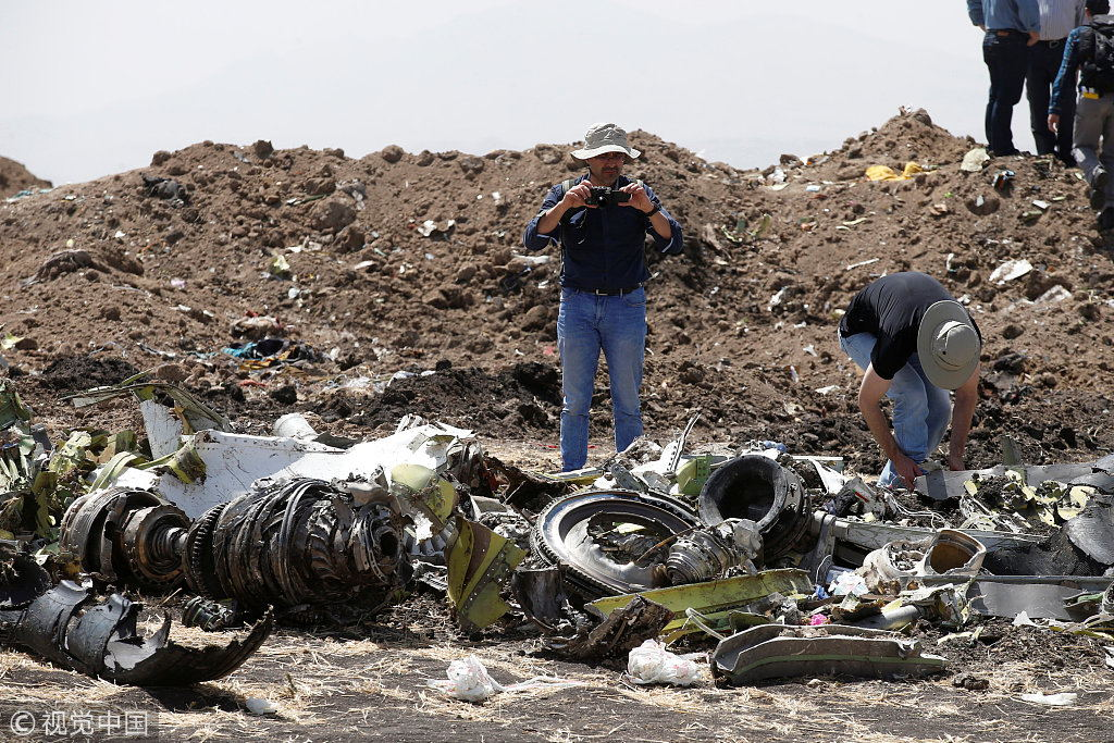 'Pitch up, pitch up': The final moments of Ethiopia Airlines plane crash