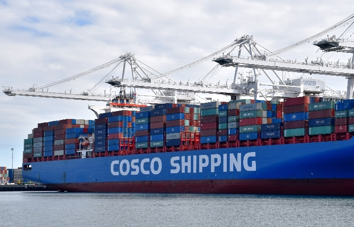 Chinese shipping giant COSCO to call at Liverpool