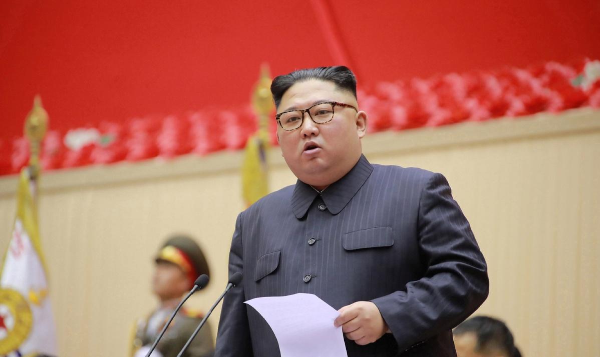Kim Jong-un may visit Russia soon - World - Chinadaily.com.cn