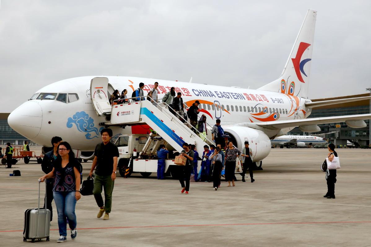 China Eastern may make 737 MAX claim - Chinadaily com cn