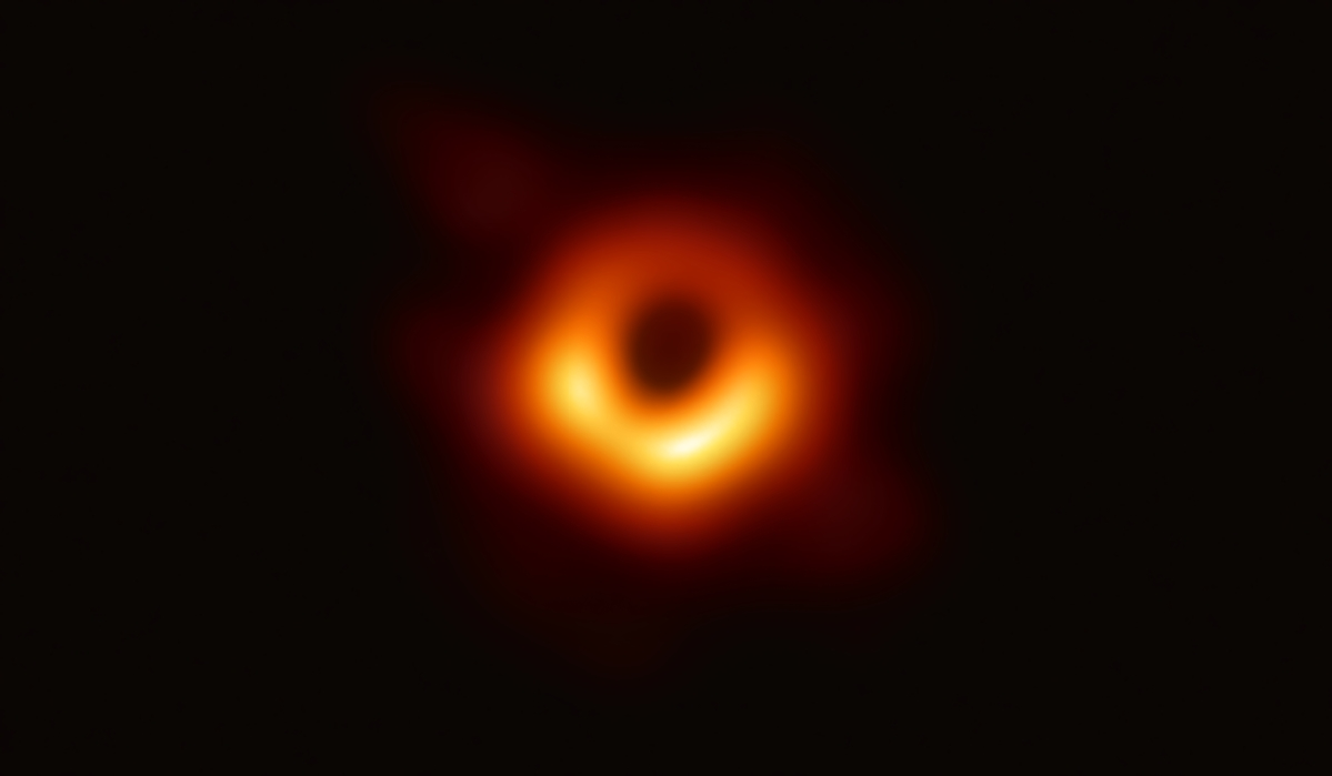 Black hole picture 2019: