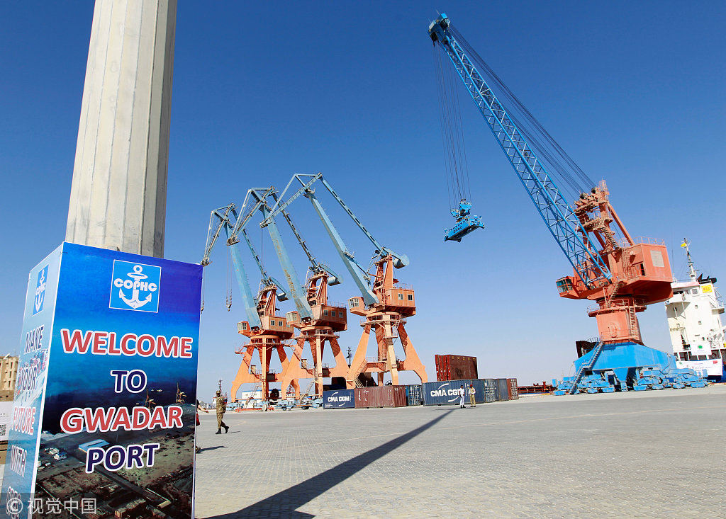 CPEC a debt reliever, not a 'debt trap' for Pakistan