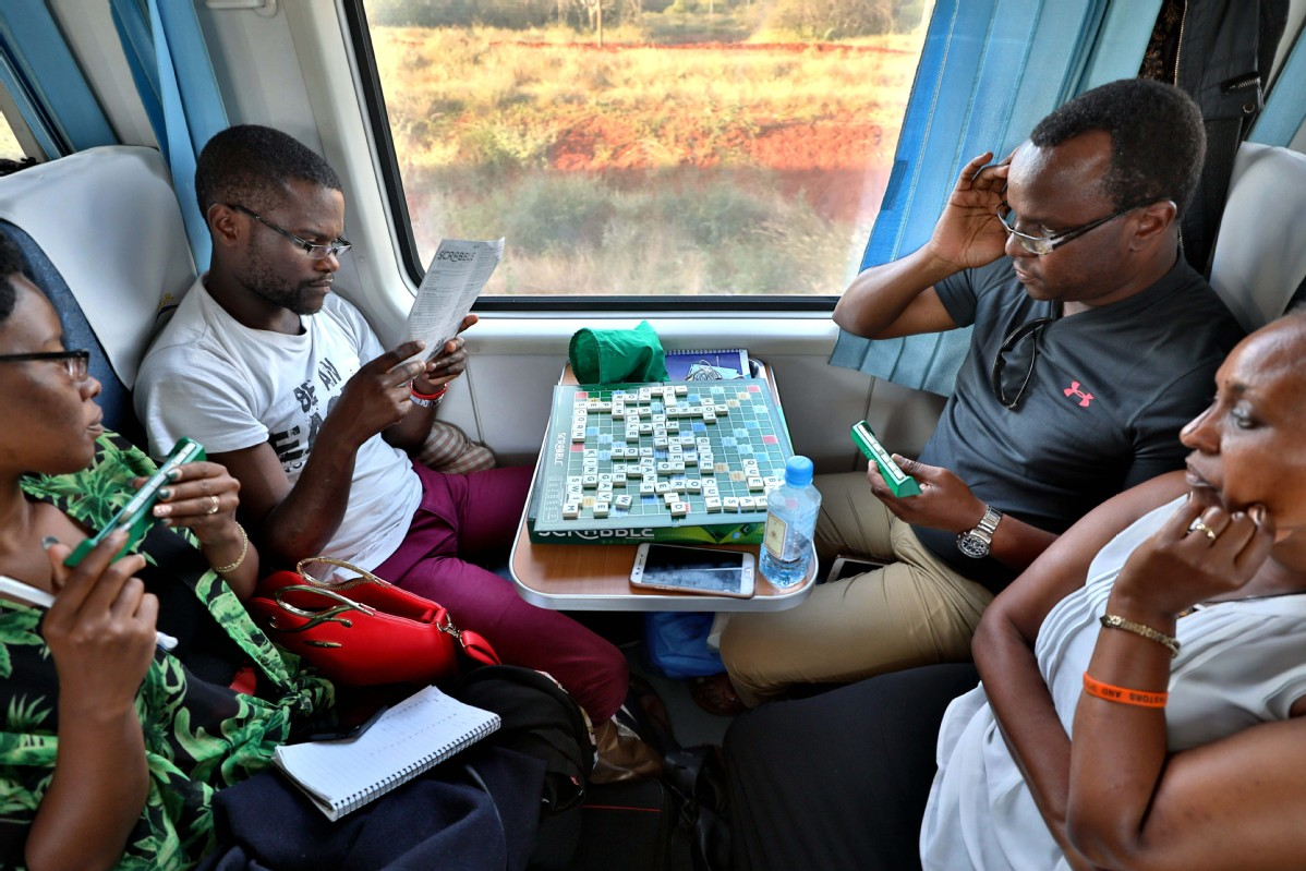 Rail link gives a big boost to Kenya tourism - World